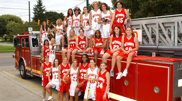 2001-02 Wittenberg Women's Basketball