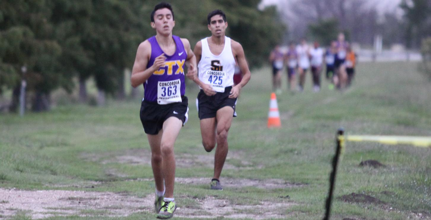 Pirates race to runner-up finish at Concordia Invite
