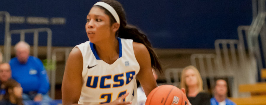 UCSB Holds Off Aggies, Captures Third-Straight Road Victory