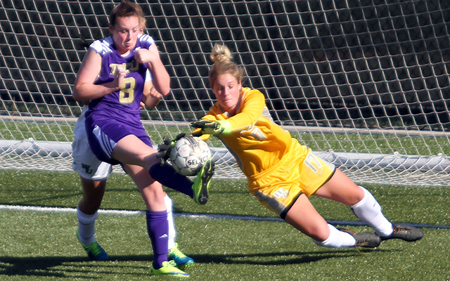 West Chester Ends Wilmington Women's Soccer Three-Game Winning Streak with 7-0 Victory