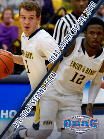 Emory & Henry Men's Basketball Sees Two Named To All-ODAC Teams
