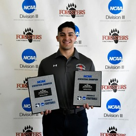 Joey Valdivia '17 Leads Nation in Points Per Game For Second Straight Season