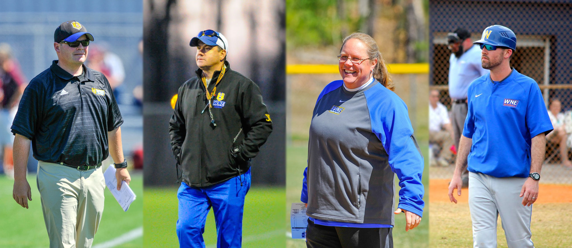 Catching Up with Western New England's Four Coach of the Year Award Winners