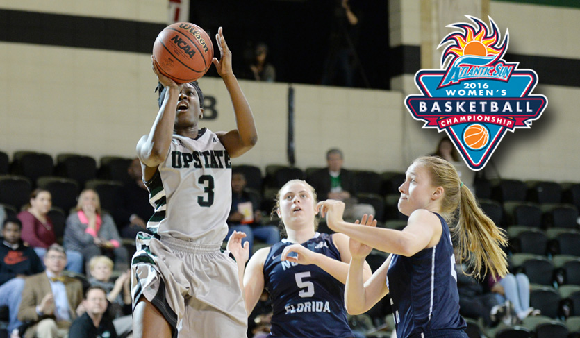 Double-Doubles Power No. 3 USC Upstate to @ASunWBB Semifinals