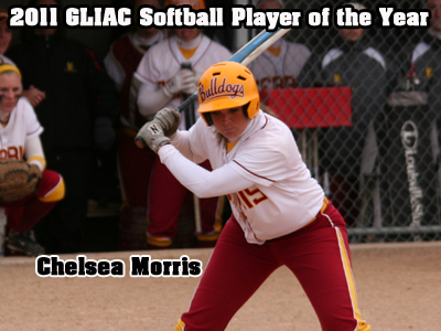 Ferris State Places Four On All-GLIAC Teams