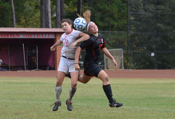 Women's Soccer: Panthers edge Huntingdon for first GSAC win of season
