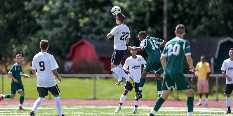 Men's Soccer vs. Slippery Rock - Lake Erie