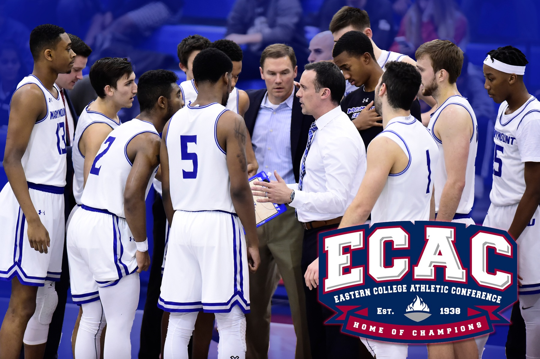 Saints set to take on Cougars in ECAC first round
