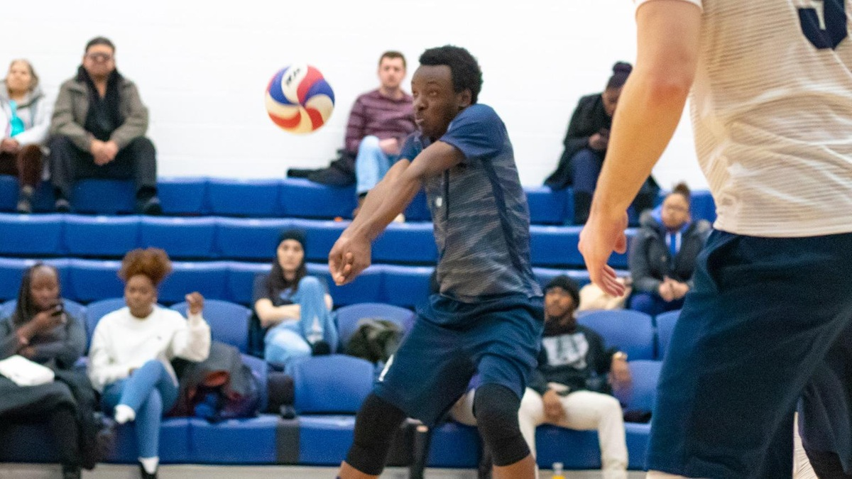Men's Volleyball Sweeps Season Series with Mount Saint Vincent; Splits Skyline Tri-Match