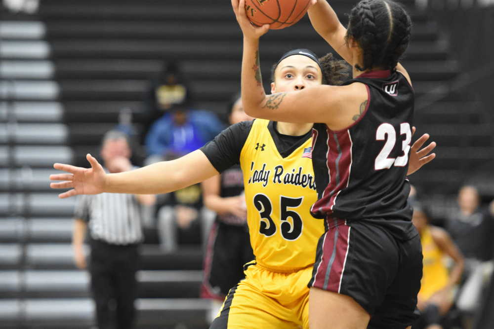 Lady Raiders dominate in comfortable win