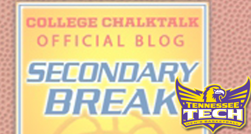 "Tech men's basketball helps to launch College Chalktalk's ""Secondary Break"""
