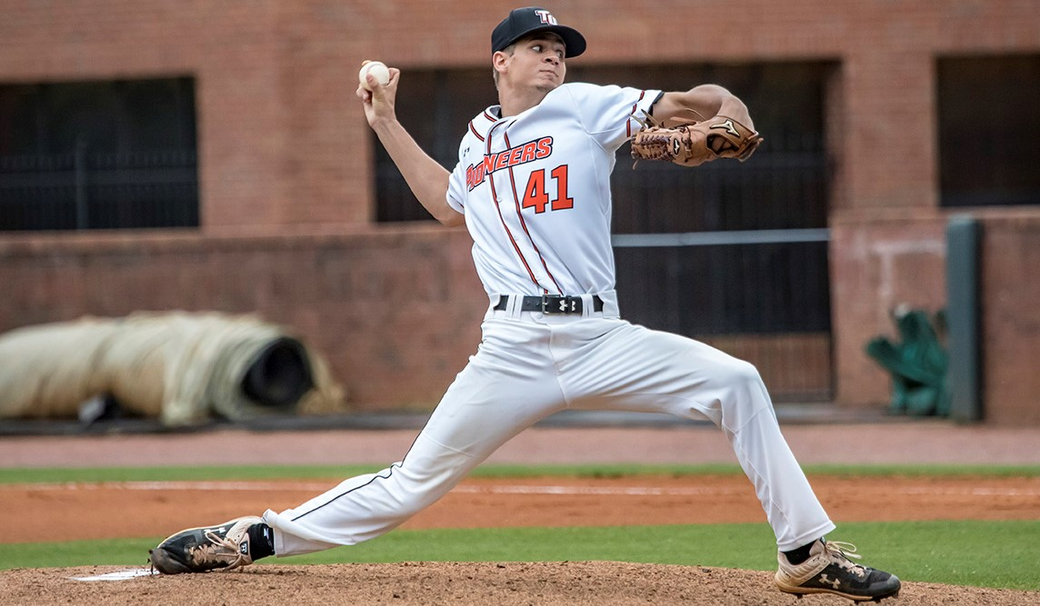LMU blanks Tusculum 5-0 in battle of pitching aces