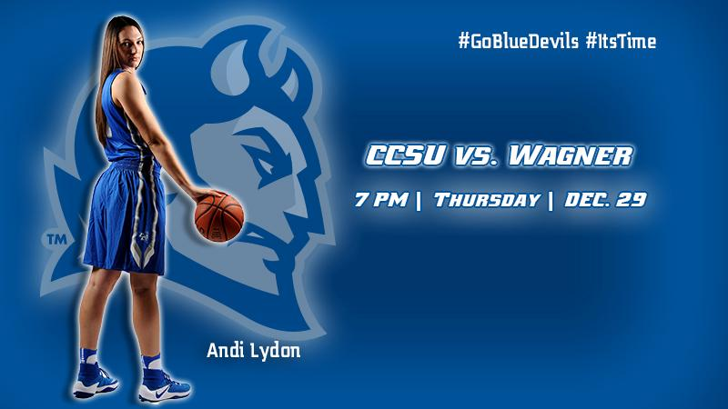 Women's Basketball Kicks Off League Play at Home Against Wagner Thursday Night