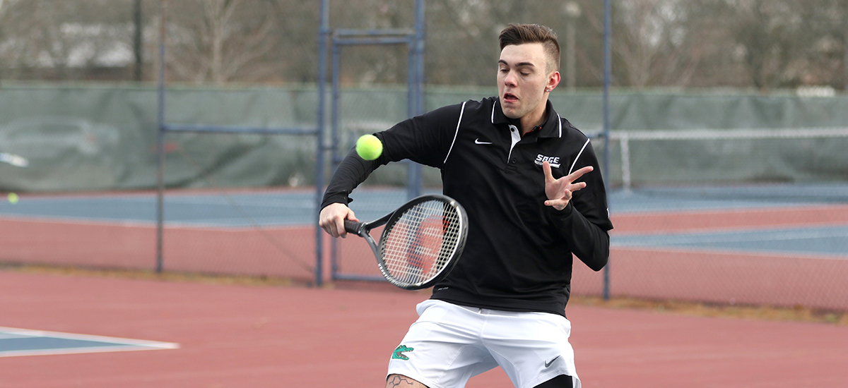 Houghton collects Empire 8 Tennis Win over Gators