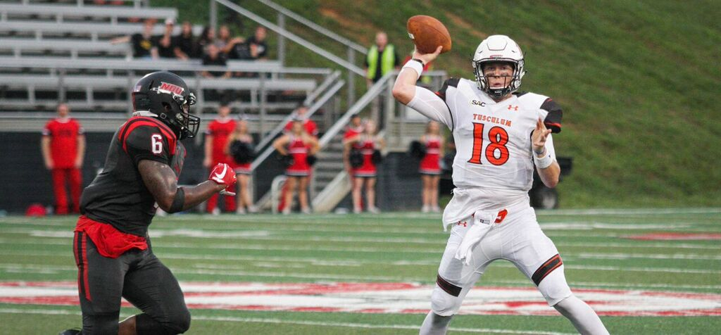Late field goal gives North Greenville 34-33 win over Tusculum