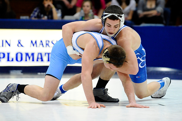 Durso Grabs Second at Mat-Town Open