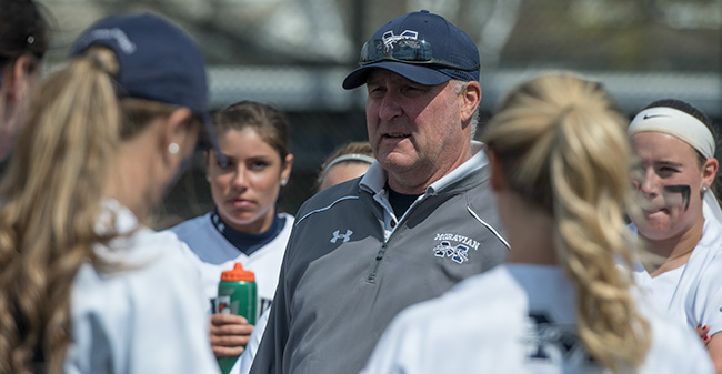 Byrne Part of NFCA Podcast on Recruiting at the NCAA Division III Level