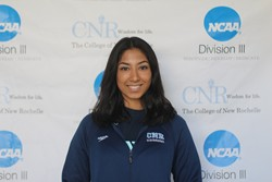 Chia receives Association of Division III Independents women's swimming Student-Athlete of the Month honors