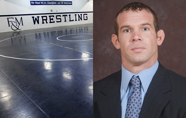 Childs Joins F&M Wrestling Staff
