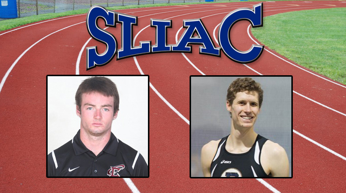 SLIAC Men's Track and Field Players of the Week - April 24