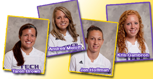 Hoffman OVC Offensive Player of the year, Cambron Freshman of the Year; Brown, Meloff also earn OVC honors