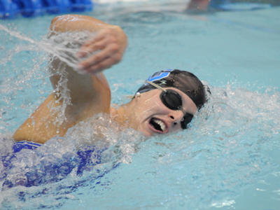 Blue Devils Hold 18 Point Lead Heading Into Final Day at NECs