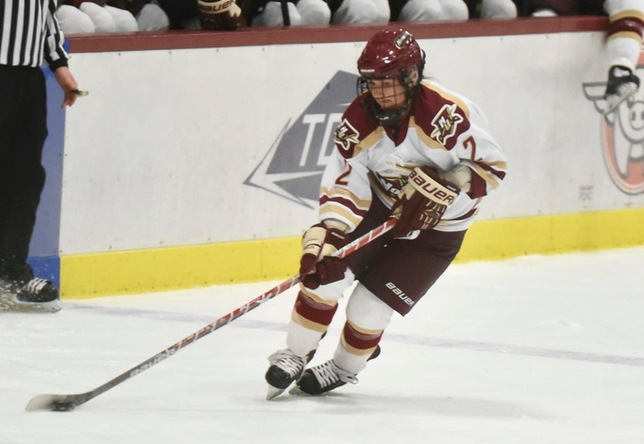 Amanda Conway - Women's Hockey vs. Franklin Pierce