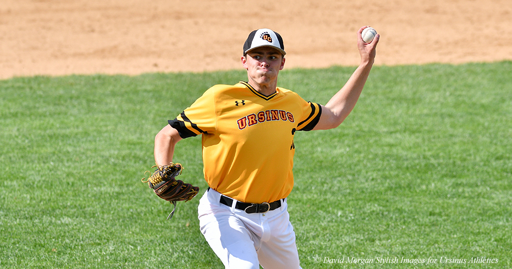 Baseball Blanks Fords for First CC Win