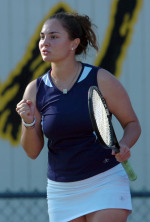 Titans Women's Tennis Earns 5-2 Victory Over UC San Diego
