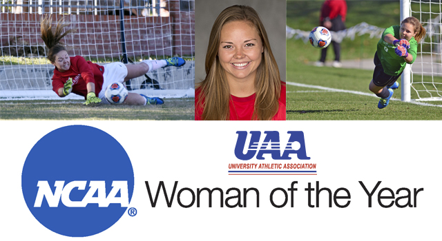 Lizzy Crist of Washington University Selected as UAA Woman of the Year Representative