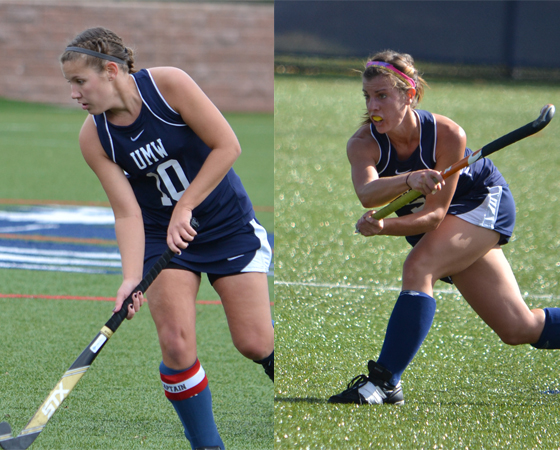UMW's Charney, George Selected for NFHCA National Senior All-Star Game