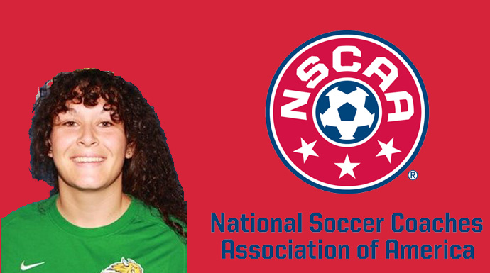Webster's Davis Honored by NSCAA