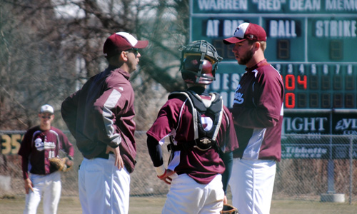 Beavers no-hit, take down by Castleton