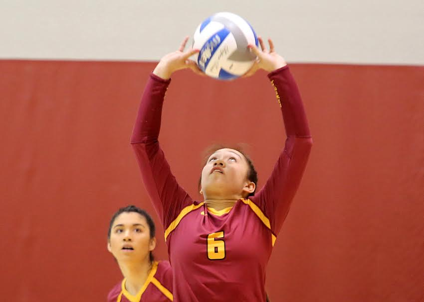 Women's Volleyball Has Rio Hondo's Number For Third Time