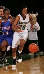 Vikings Travel To Fordham For First Road Contest Of 2011-12