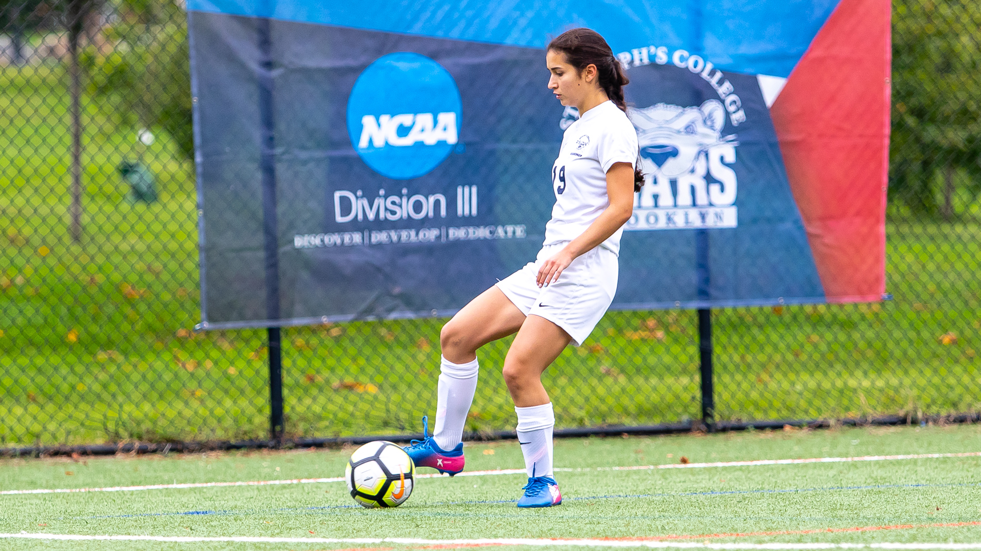 Women's Soccer Takes Program-Best Fifth Place in Loss at Sarah Lawrence