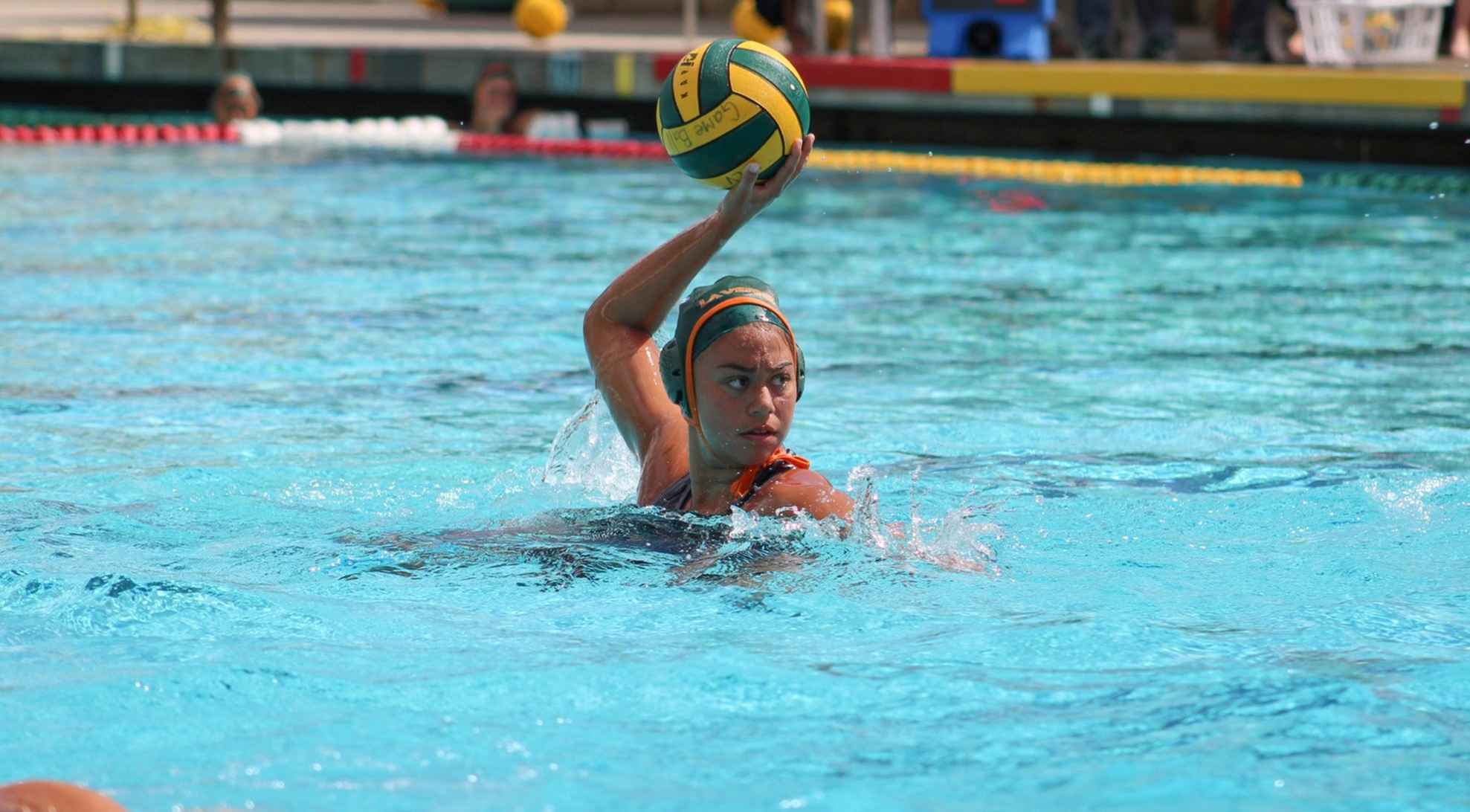 Women's Water Polo opens season at TIna Finali Invite