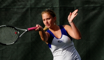 Becker Serves Up Worcester State 6-3 Setback