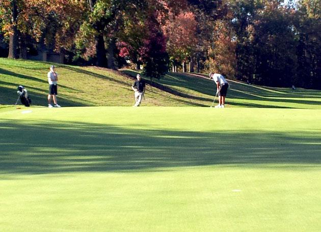 Guilford Golfers Start Strong at O'Briant-Jensen Memorial
