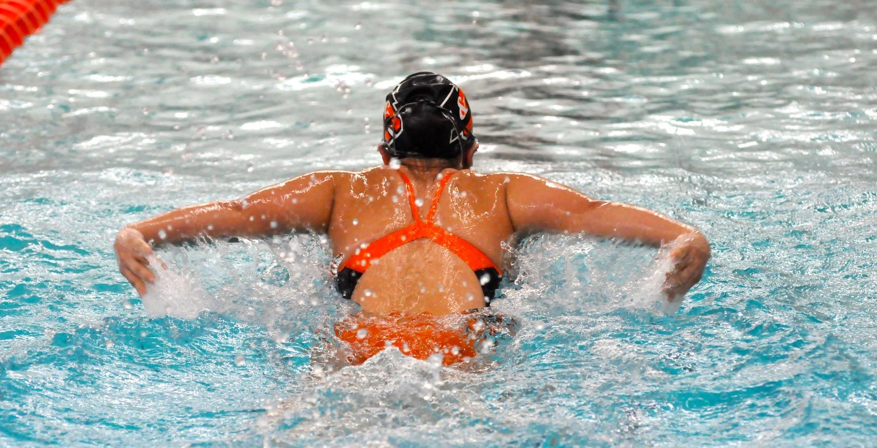 Pioneers can't grab win in dual against Linfield