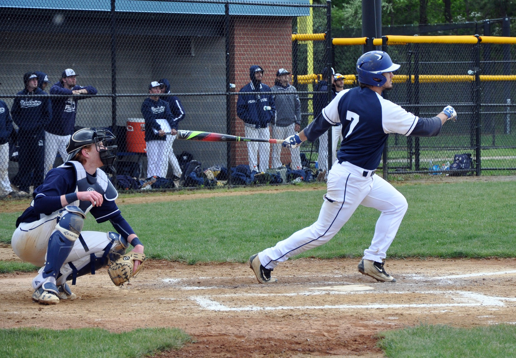 Baseball Eliminated in the USCAA World Series by Wright State Lake Campus