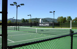 Batten Tennis Center, picture of tennis courts