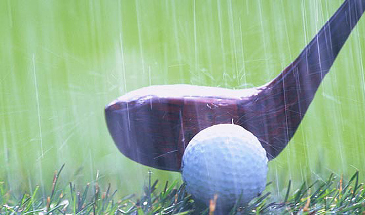 Men's & Women's Golf Tournaments Called Off Due To Weather