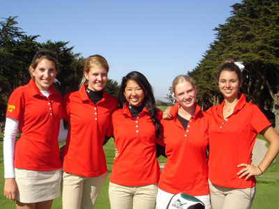 Women's Golf Competes In First Event Of The Season