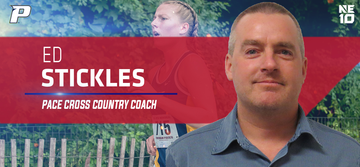 Pace Announces Hiring of Ed Stickles as Cross Country Coach