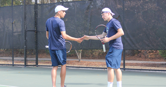 #9 Bobcat Men Sweep Past #47 Lions, 9-0