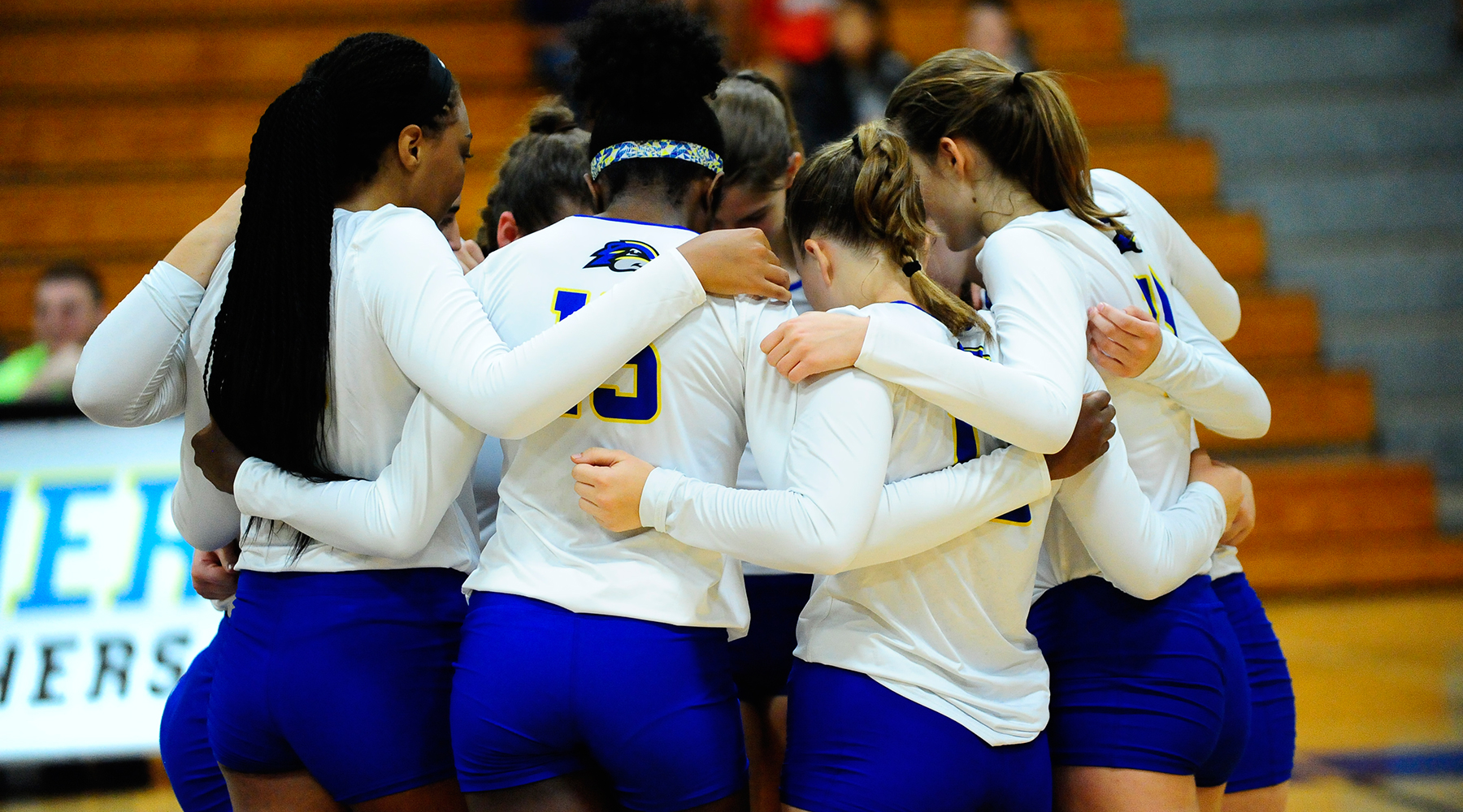 Volleyball Falls at Hood in Straight Sets Tuesday Night