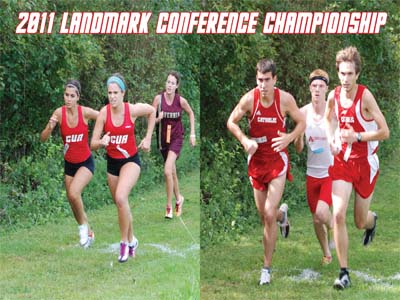 Cardinals head to Pa. for Landmark Conference championship