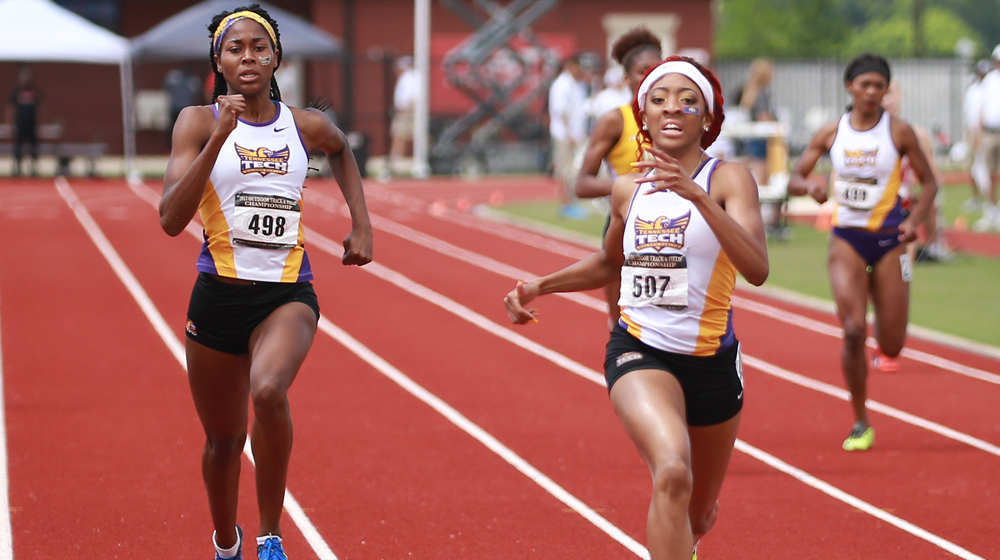 Robinson and Jackson to represent Tech track at NCAA East Preliminaries