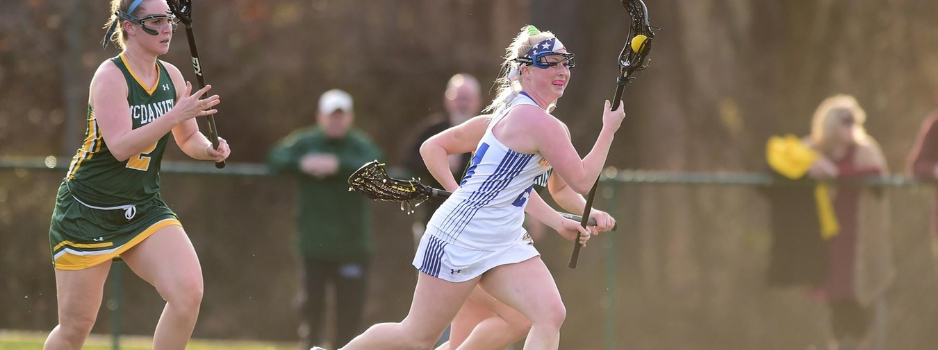 Stull's Nine Goals Too Much For Randolph In Goucher Women's Lacrosse Victory